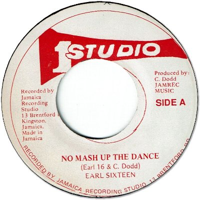 NO MASH UP THE DANCE