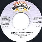 WOMAN A WI PLEASURE