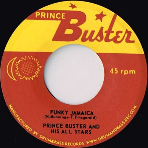FUNKY JAMAICA / CLOSER TOGETHER