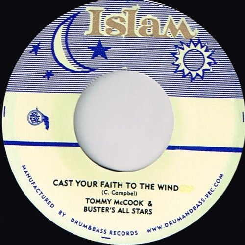CAST YOUR FAITH TO THE WIND / I AM THE GREATEST
