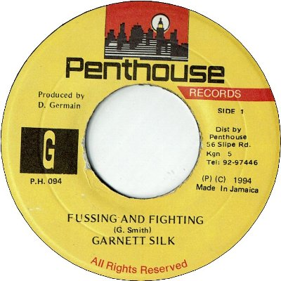 FUSSING AND FIGHTING (VG+) / REMIX (VG+)