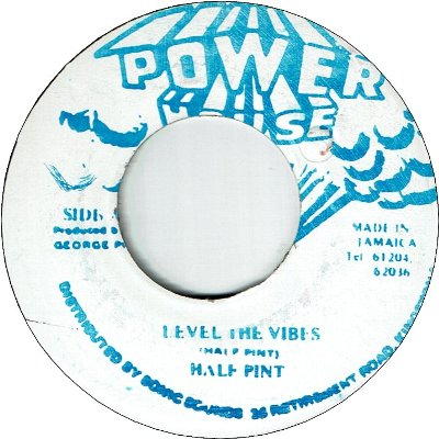 LEVEL THE VIBES (VG+)