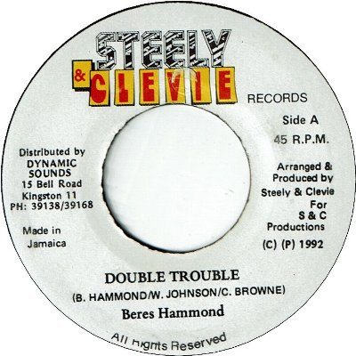 DOUBLE TROUBLE (VG)