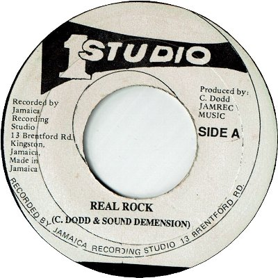 REAL ROCK (VG) / VERSION (VG)