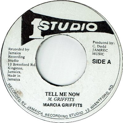 TELL ME NOW (VG) / VERSION (VG+)