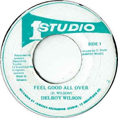 FEEL GOOD ALL OVER (VG+) / FEEL GOOD ALL OVER (G-)