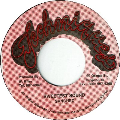 SWEETEST SOUND (VG)