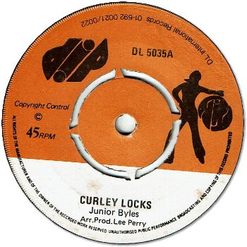CURLEY LOCKS (VG+) / NOW GENERATION (VG+)