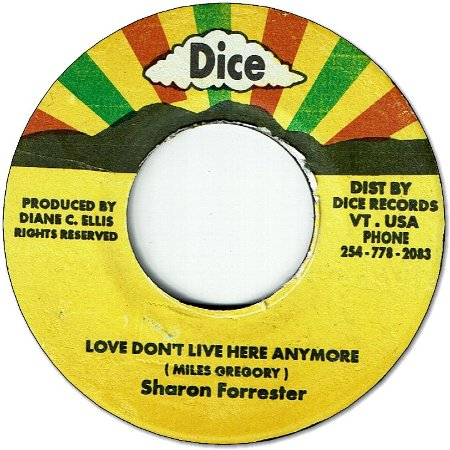 LOVE DON'T LIVE HERE ANYMORE / DUB