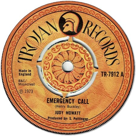EMERGENCY CALL (VG+) / VERSION (VG+)