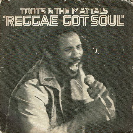 REGGAE GOT SOUL (VG+) / DOG WAR (VG+)