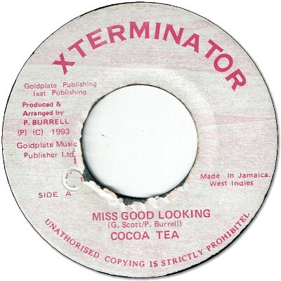 MISS GOOD LOOKING (VG+)