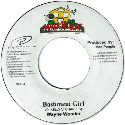 BASHMENT GIRL (VG+)