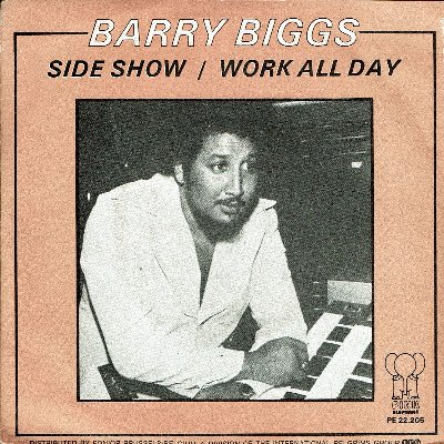SIDE SHOW (VG) / WORK ALL DAY (VG+)