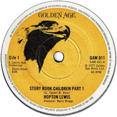STORY BOOK CHILDREN (VG to VG+) / DUB (VG+)
