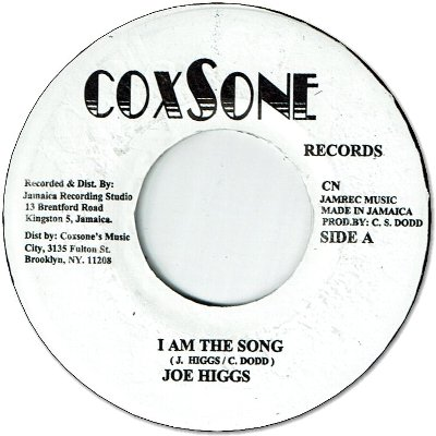 I AM THE SONG (VG) / LEAVE EARTH (VG)