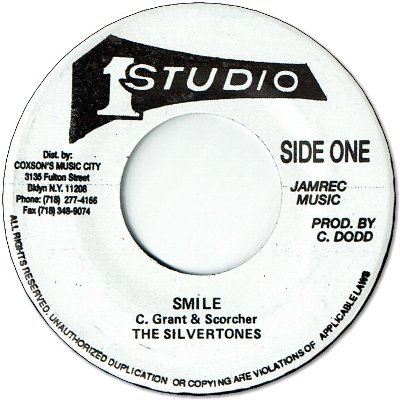 SMILE (VG+) / VERSION (VG+)