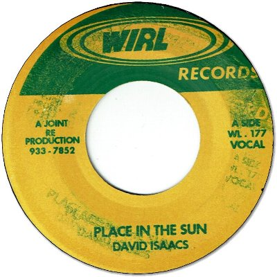 PLACE IN THE SUN (VG+) / WARE FARE