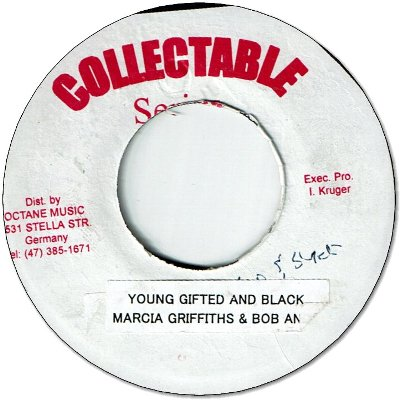 YOUNG GIFTED & BLACK (VG+)