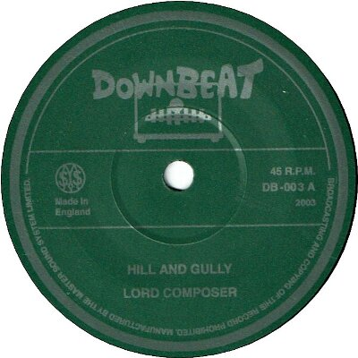 HILL AND GULLY (VG+) / LINSTEAD MARKET(VG+)