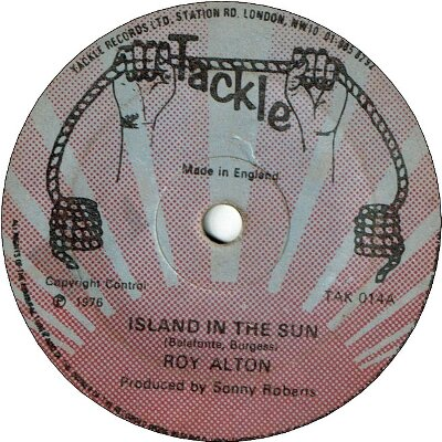 ISLAND IN THE SUN (VG-) / OUR SEPERATE WAYS