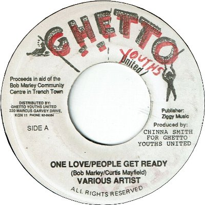 ONE LOVE - PEOPLE GET READY (VG+)
