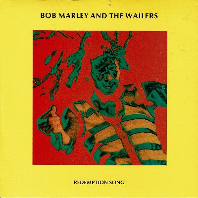 REDEMPTION SONG  (VG+)/ REDEMPTION SONG Band Version (VG+)