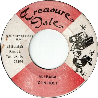 ALI BABA (VG+) / I AM YOUR MAN