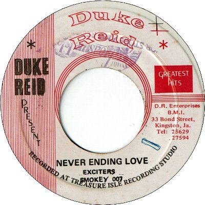 GOOD OLD SONG (VG/WOL) / NEVER ENDING LOVE (VG)