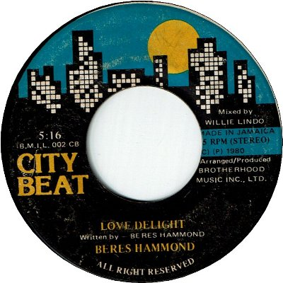 IF THERE IS A SONG (VG) / LOVE DELIGHT (VG+)