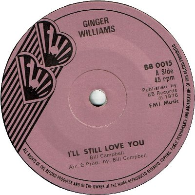 I'LL STILL LOVE YOU (VG+) / DISCO VERSION (VG+)