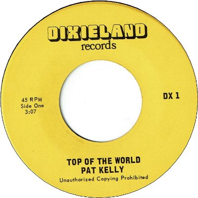 TOP OF THE WORLD (VG+) / VERSION (VG+)