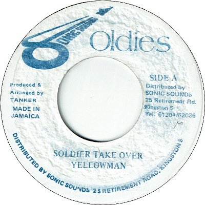 SOLDIER TAKE OVER (VG) /