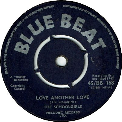 LOVE ANOTHER LOVE (VG+) / LITTLE KEITHIE (VG)