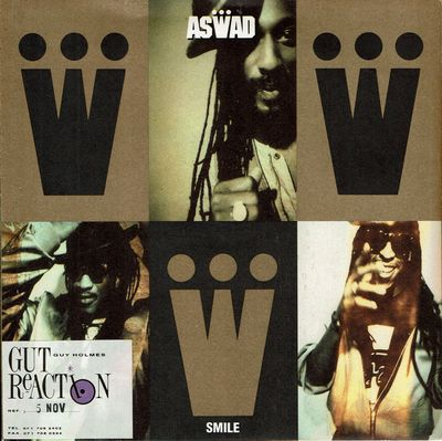 SMILE (EX) / OLD FIRE STICK Ragga Version (EX)