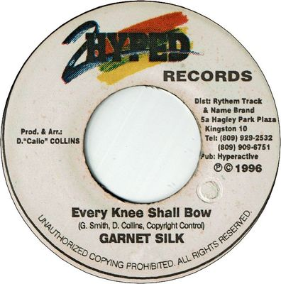 EVERY KNEE SHALL BOW (VG+)