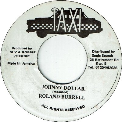 JOHNNY DOLLAR (VG+)