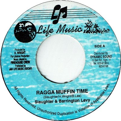 RAGGA MUFFIN TIME (VG)