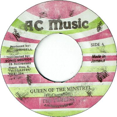 QUEEN OF THE MINSTREL (EX)