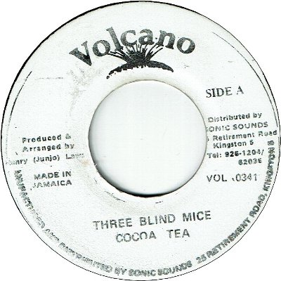 THREE BLIND MICE (VG)