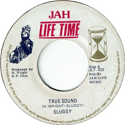 TRUE SOUND (VG+) / DUB (VG+)