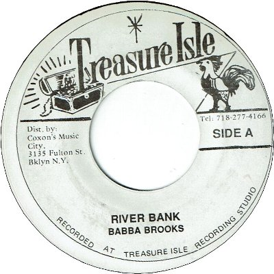 RIVER BANK (VG+) / OVER THE RIVER (VG+)