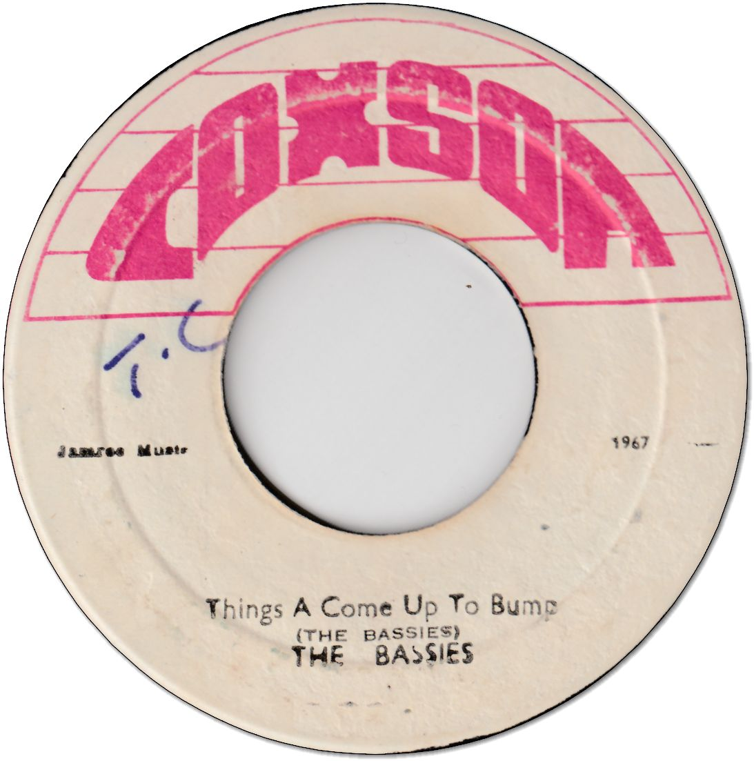 THINGS A COME UP TO BUMP (VG/WOL) / THINGS A COME TO DUB (VG)