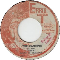 TOP RANKING (VG+) / EANKING VERSION
