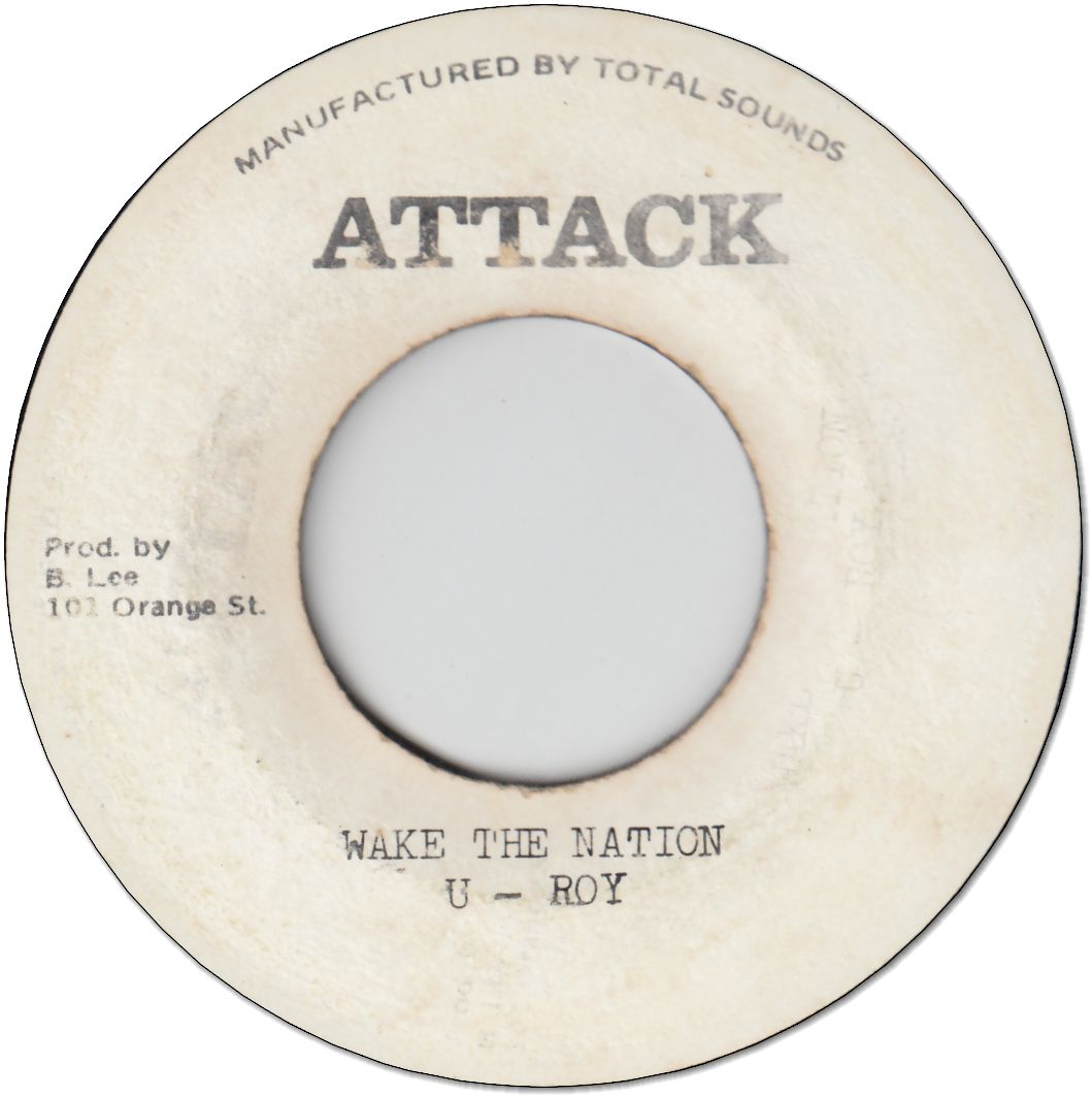 WAKE THE NATION (VG) / CANON (VG)