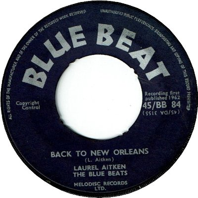 BACK TO NEW ORLEANS (VG) / BROTHER DAVIS (VG+)
