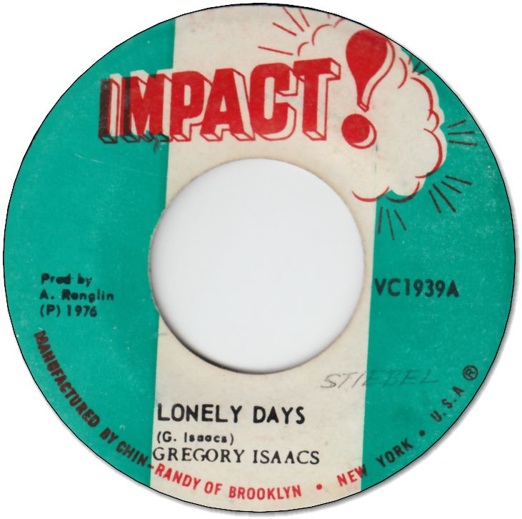 LONELY DAYS (VG+/SWOL)