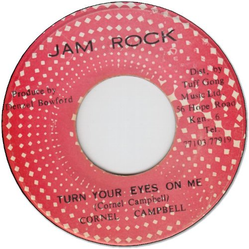 TURN YOUR EYES ON ME (VG) / VERSION (VG)