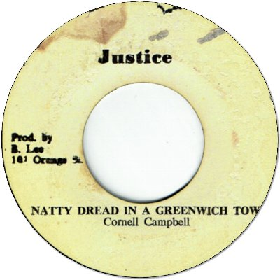 NATTY DREAD IN A GREEWICH FARM (VG) / THIS YA VERSION YA RED (VG)