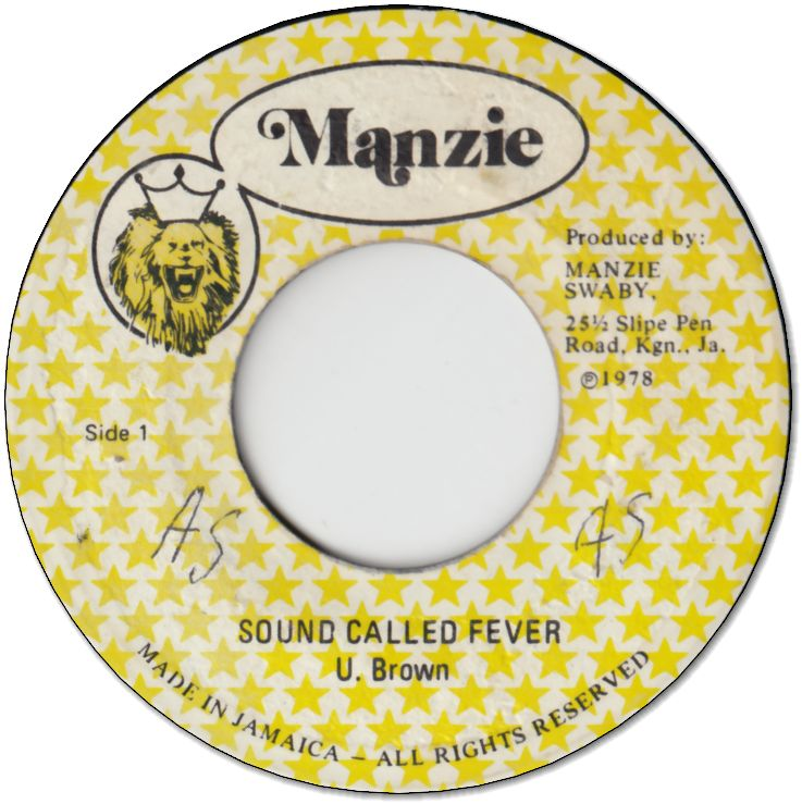 SOUND CALLED FEVER (VG/WOL) / CRAIG TOWN STYLE (VG)